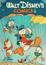 Walt Disney's Comics and Stories 126