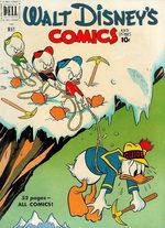 Walt Disney's Comics and Stories 128
