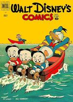 Walt Disney's Comics and Stories 130