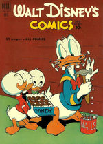 Walt Disney's Comics and Stories 133