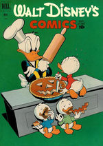 Walt Disney's Comics and Stories 134