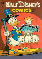Walt Disney's Comics and Stories 135