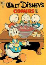 Walt Disney's Comics and Stories 136