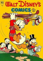 Walt Disney's Comics and Stories 140