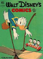 Walt Disney's Comics and Stories 144