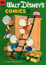 Walt Disney's Comics and Stories 147