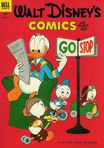 Walt Disney's Comics and Stories 151
