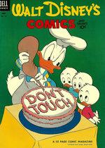 Walt Disney's Comics and Stories 153