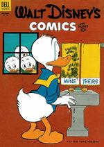 Walt Disney's Comics and Stories 156