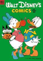 Walt Disney's Comics and Stories 158