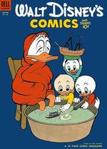 Walt Disney's Comics and Stories 160