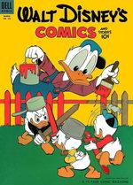 Walt Disney's Comics and Stories 162