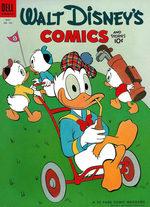 Walt Disney's Comics and Stories 164