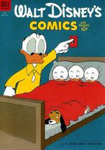 Walt Disney's Comics and Stories 166