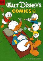 Walt Disney's Comics and Stories 167