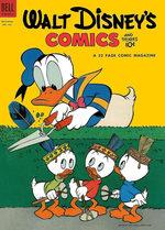 Walt Disney's Comics and Stories 168