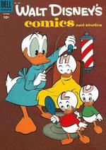 Walt Disney's Comics and Stories 169