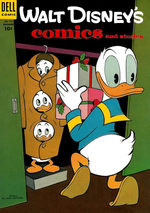 Walt Disney's Comics and Stories 171