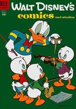 Walt Disney's Comics and Stories 172