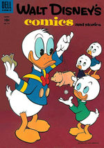 Walt Disney's Comics and Stories 174