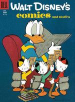 Walt Disney's Comics and Stories 176