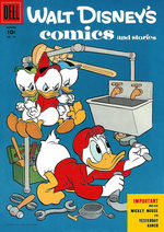 Walt Disney's Comics and Stories 181