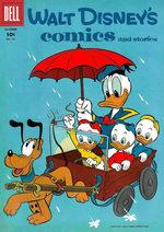 Walt Disney's Comics and Stories 182