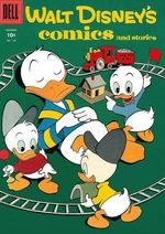 Walt Disney's Comics and Stories 183