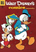 Walt Disney's Comics and Stories 184