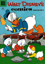 Walt Disney's Comics and Stories 185