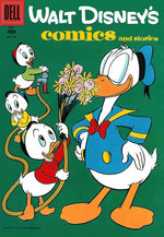 Walt Disney's Comics and Stories 188