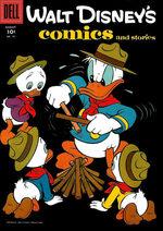 Walt Disney's Comics and Stories 191