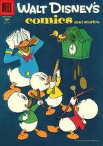 Walt Disney's Comics and Stories 194