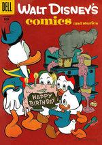 Walt Disney's Comics and Stories 195