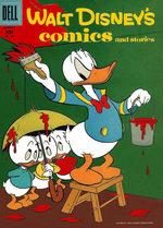 Walt Disney's Comics and Stories 196
