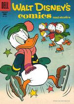 Walt Disney's Comics and Stories 197