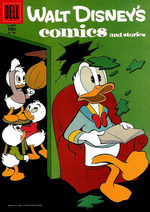 Walt Disney's Comics and Stories 198