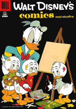 Walt Disney's Comics and Stories 199