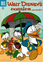 Walt Disney's Comics and Stories 201