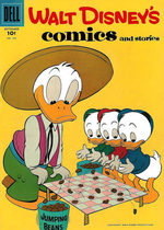 Walt Disney's Comics and Stories 204