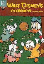 Walt Disney's Comics and Stories 205