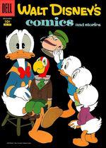 Walt Disney's Comics and Stories 207