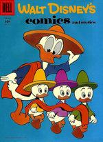 Walt Disney's Comics and Stories 208