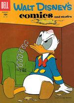 Walt Disney's Comics and Stories 209