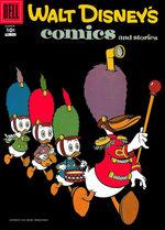 Walt Disney's Comics and Stories 210