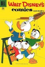Walt Disney's Comics and Stories 212