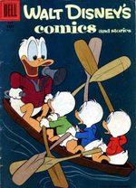 Walt Disney's Comics and Stories 213