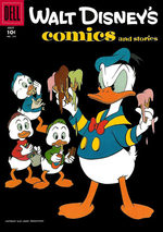 Walt Disney's Comics and Stories 214