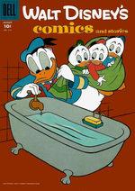 Walt Disney's Comics and Stories 215