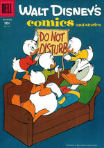 Walt Disney's Comics and Stories 216